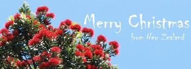 Merry Christmas from NZ