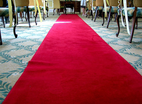 Red Carpet Treatment