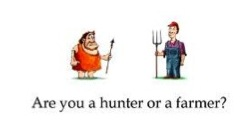 Financial advisor: hunter or farmer?