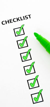 Marketing & Prospecting checklist for financial advisors