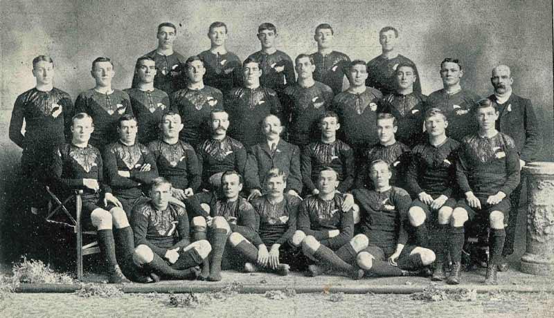 1905 All Blacks Squad